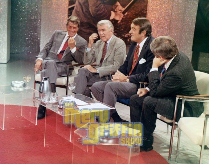 Dean Martin, Jimmy Stewart