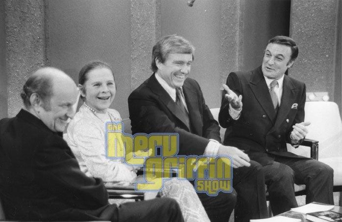 Garson Kanin, Ruth Gordon and Gene Kelly