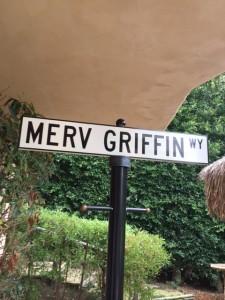 Merv Griffin Way